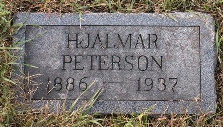 PETERSON, HJALMAR - Roberts County, South Dakota | HJALMAR PETERSON - South Dakota Gravestone Photos