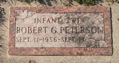PETERSON, ROBERT G. - Roberts County, South Dakota | ROBERT G. PETERSON - South Dakota Gravestone Photos