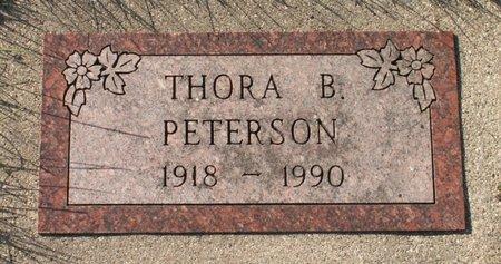 PETERSON, THORA B. - Roberts County, South Dakota   THORA B. PETERSON - South Dakota Gravestone Photos