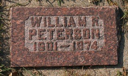 PETERSON, WILLIAM R. - Roberts County, South Dakota | WILLIAM R. PETERSON - South Dakota Gravestone Photos