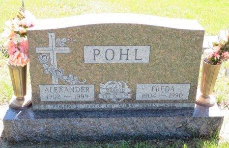 POHL, FREDA - Roberts County, South Dakota | FREDA POHL - South Dakota Gravestone Photos