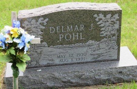 POHL, DELMAR J. - Roberts County, South Dakota | DELMAR J. POHL - South Dakota Gravestone Photos
