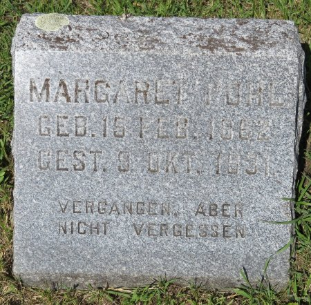 POHL, MARGARET - Roberts County, South Dakota   MARGARET POHL - South Dakota Gravestone Photos