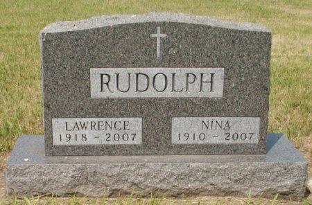 RUDOLPH, LAWRENCE - Roberts County, South Dakota | LAWRENCE RUDOLPH - South Dakota Gravestone Photos