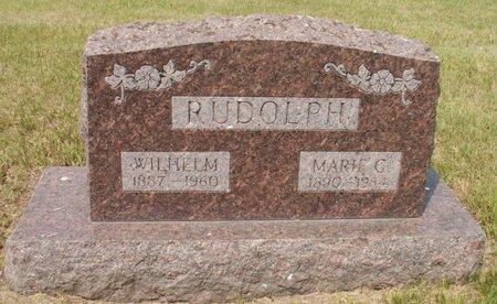 RUDOLPH, MARIE - Roberts County, South Dakota | MARIE RUDOLPH - South Dakota Gravestone Photos