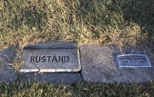 RUSTAND, KONRAD - Roberts County, South Dakota   KONRAD RUSTAND - South Dakota Gravestone Photos