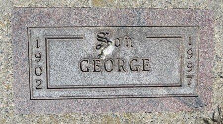 SAND, GEORGE - Roberts County, South Dakota | GEORGE SAND - South Dakota Gravestone Photos