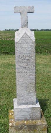 SAND, SUSSANA - Roberts County, South Dakota | SUSSANA SAND - South Dakota Gravestone Photos