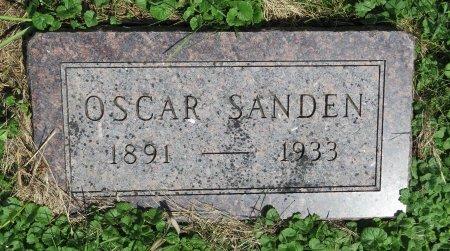 SANDEN, OSCAR - Roberts County, South Dakota | OSCAR SANDEN - South Dakota Gravestone Photos