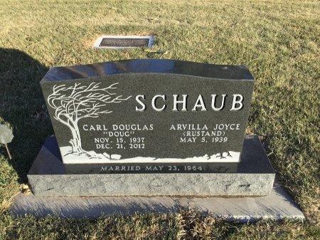 SCHAUB, CARL DOUGLAS - Roberts County, South Dakota | CARL DOUGLAS SCHAUB - South Dakota Gravestone Photos