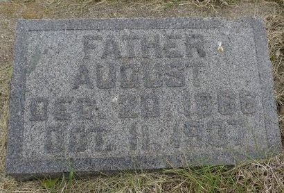 SCHAUNAMANN, AUGUST - Roberts County, South Dakota   AUGUST SCHAUNAMANN - South Dakota Gravestone Photos