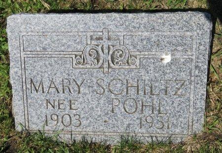 SCHILTZ, MARY - Roberts County, South Dakota | MARY SCHILTZ - South Dakota Gravestone Photos
