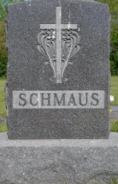 SCHMAUS, FAMILY MARKER - Roberts County, South Dakota | FAMILY MARKER SCHMAUS - South Dakota Gravestone Photos