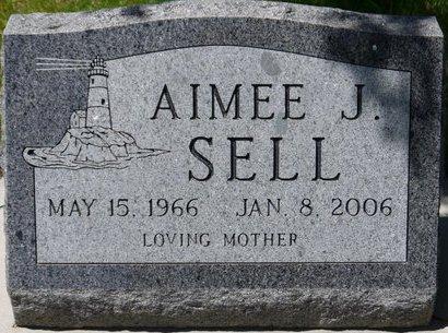 KAUK SELL, AIMEE J. - Roberts County, South Dakota | AIMEE J. KAUK SELL - South Dakota Gravestone Photos