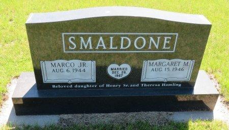 SMALDONE, MARGARET M. - Roberts County, South Dakota | MARGARET M. SMALDONE - South Dakota Gravestone Photos