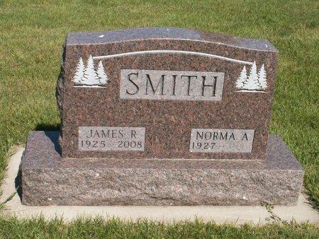 SMITH, JAMES R - Roberts County, South Dakota | JAMES R SMITH - South Dakota Gravestone Photos