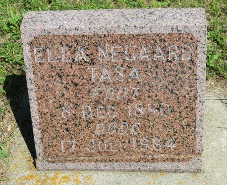 NEGAARD TASA, ELLA - Roberts County, South Dakota | ELLA NEGAARD TASA - South Dakota Gravestone Photos