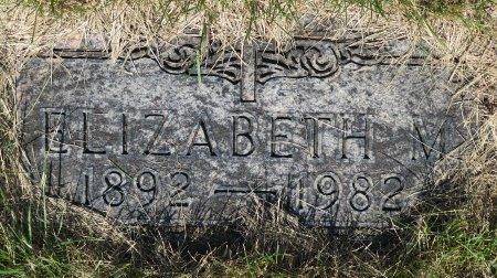 THOMAS, ELIZABETH M. - Roberts County, South Dakota   ELIZABETH M. THOMAS - South Dakota Gravestone Photos
