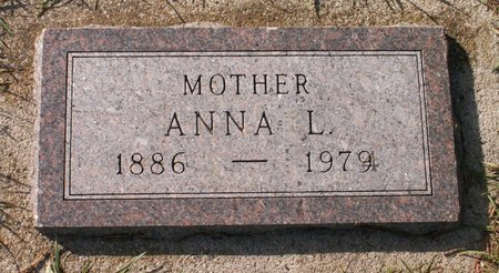 THOMPSON, ANNA L. - Roberts County, South Dakota   ANNA L. THOMPSON - South Dakota Gravestone Photos