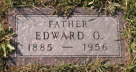 THOMPSON, EDWARD O. - Roberts County, South Dakota | EDWARD O. THOMPSON - South Dakota Gravestone Photos