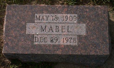 THOMPSON, MABEL - Roberts County, South Dakota | MABEL THOMPSON - South Dakota Gravestone Photos