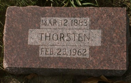 THOMPSON, THORSTEN - Roberts County, South Dakota | THORSTEN THOMPSON - South Dakota Gravestone Photos