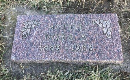 TORSTENSON, NORA A. - Roberts County, South Dakota   NORA A. TORSTENSON - South Dakota Gravestone Photos