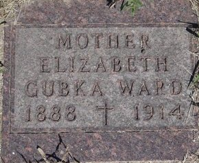 WARD, ELIZABETH - Roberts County, South Dakota | ELIZABETH WARD - South Dakota Gravestone Photos