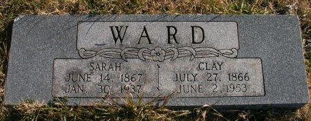 WARD, SARAH - Roberts County, South Dakota | SARAH WARD - South Dakota Gravestone Photos