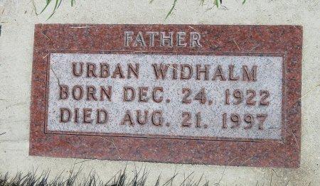 WIDHALM, URBAN - Roberts County, South Dakota   URBAN WIDHALM - South Dakota Gravestone Photos