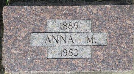 WIESER, ANNA - Roberts County, South Dakota | ANNA WIESER - South Dakota Gravestone Photos