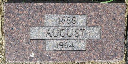 WIESER, AUGUST (1888) - Roberts County, South Dakota | AUGUST (1888) WIESER - South Dakota Gravestone Photos
