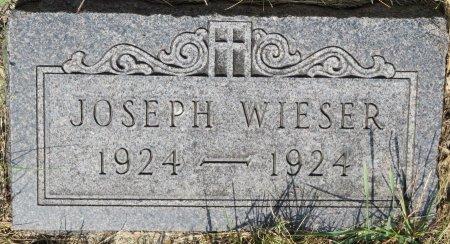 WIESER, JOSEPH - Roberts County, South Dakota   JOSEPH WIESER - South Dakota Gravestone Photos
