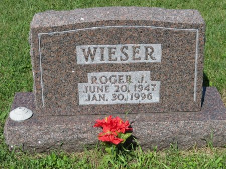 WIESER, ROGER J. - Roberts County, South Dakota | ROGER J. WIESER - South Dakota Gravestone Photos