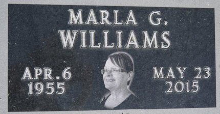 KURRASCH WILLIAMS, MARLA G. - Roberts County, South Dakota | MARLA G. KURRASCH WILLIAMS - South Dakota Gravestone Photos