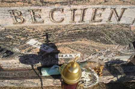 BECHEN, FAMILY - Sanborn County, South Dakota   FAMILY BECHEN - South Dakota Gravestone Photos