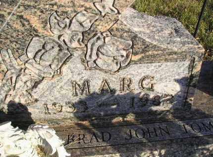BECHEN, MARG - Sanborn County, South Dakota   MARG BECHEN - South Dakota Gravestone Photos