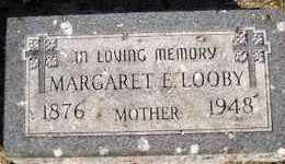 LOOBY, MARGARET E - Sanborn County, South Dakota | MARGARET E LOOBY - South Dakota Gravestone Photos