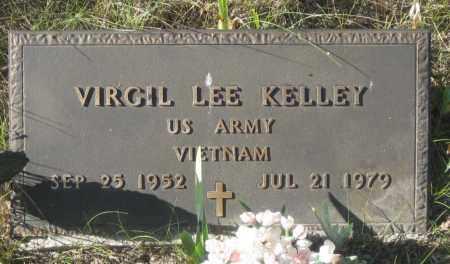 KELLEY, VIRGIL  LEE - Oglala Lakota County, South Dakota | VIRGIL  LEE KELLEY - South Dakota Gravestone Photos
