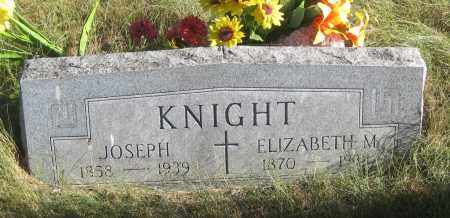 KNIGHT, JOSEPH - Oglala Lakota County, South Dakota | JOSEPH KNIGHT - South Dakota Gravestone Photos