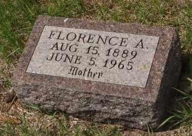 BINGER, FLORENCE - Spink County, South Dakota | FLORENCE BINGER - South Dakota Gravestone Photos