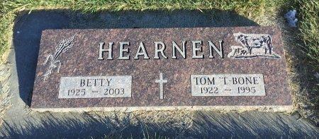 HEARNEN, THOMAS J. - Spink County, South Dakota   THOMAS J. HEARNEN - South Dakota Gravestone Photos
