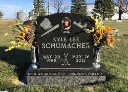 SCHUMACHER, KYLE LEE - Spink County, South Dakota   KYLE LEE SCHUMACHER - South Dakota Gravestone Photos