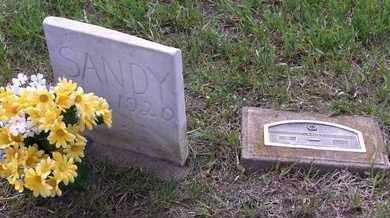 UNKNOWN, SANDY - Spink County, South Dakota | SANDY UNKNOWN - South Dakota Gravestone Photos