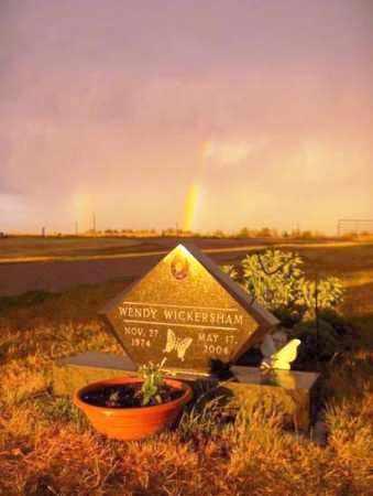 WICKERSHAM, WENDY - Sully County, South Dakota | WENDY WICKERSHAM - South Dakota Gravestone Photos