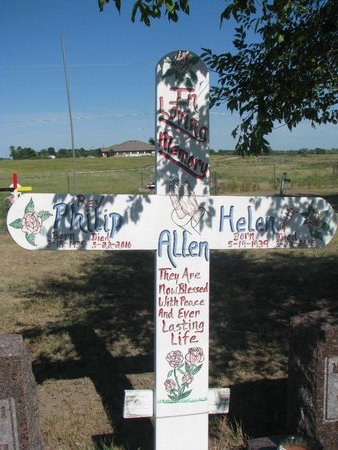ALLEN, PHILIP - Todd County, South Dakota | PHILIP ALLEN - South Dakota Gravestone Photos