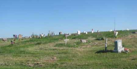*CALVARY, OVERVIEW - Todd County, South Dakota | OVERVIEW *CALVARY - South Dakota Gravestone Photos