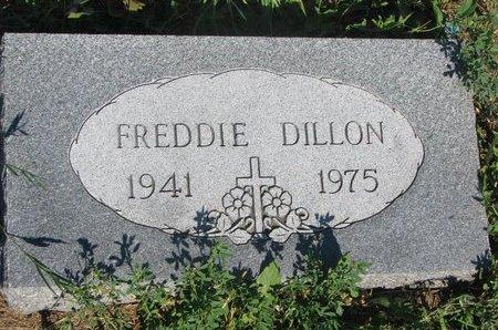 DILLON, FREDDIE - Todd County, South Dakota | FREDDIE DILLON - South Dakota Gravestone Photos