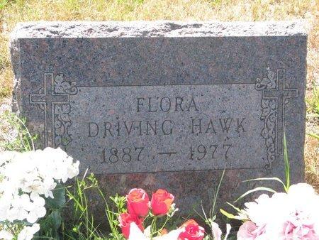 CLAIRMONT DRIVING HAWK, FLORANCE FLORA - Todd County, South Dakota | FLORANCE FLORA CLAIRMONT DRIVING HAWK - South Dakota Gravestone Photos