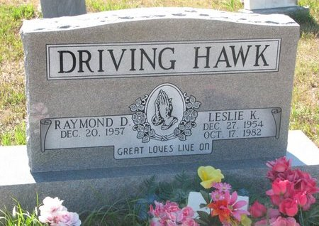 DRIVING HAWK, RAYMOND D. - Todd County, South Dakota | RAYMOND D. DRIVING HAWK - South Dakota Gravestone Photos